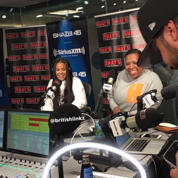 Ishawna Takes 'Equal Rights' to New York City, First Stop Sirius XM