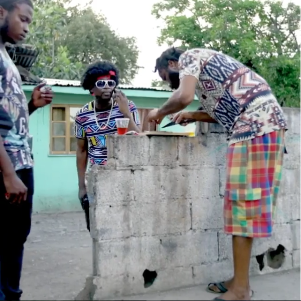 """Busy Signal Releases Dub Poetry Style Music Video With """"The Reasoning"""""""