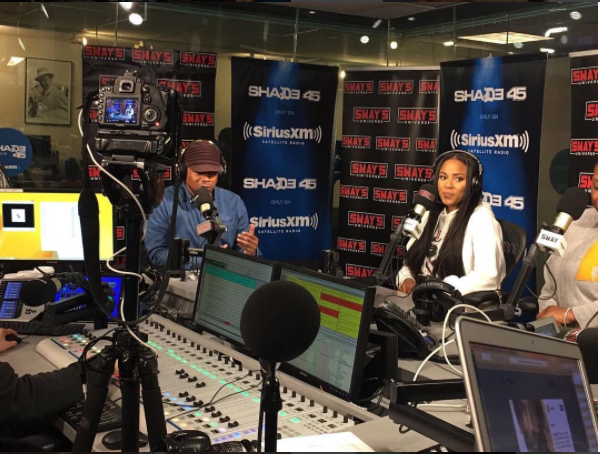 Ishawna Talks PCT (PumPumConsumptionTax) On Sway In The Morning.