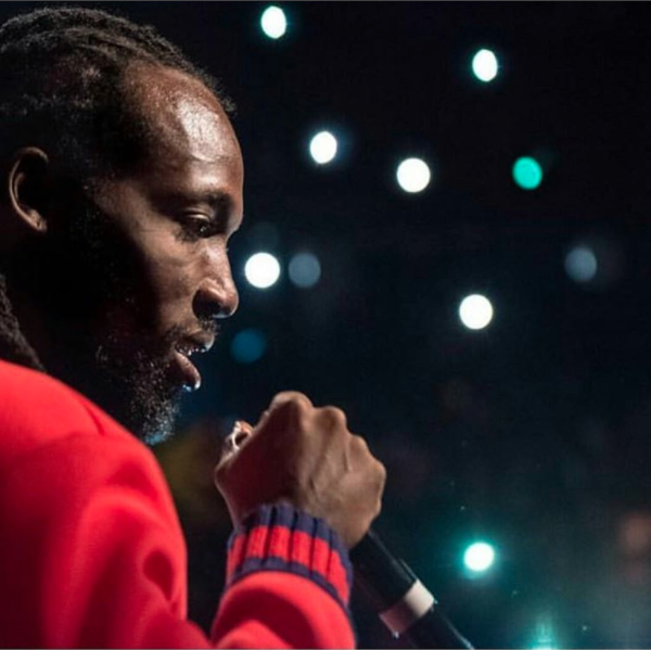 Mavado Creates History During Live Performance In Gambia