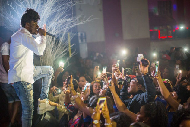 Aidonia Attracts International Attention