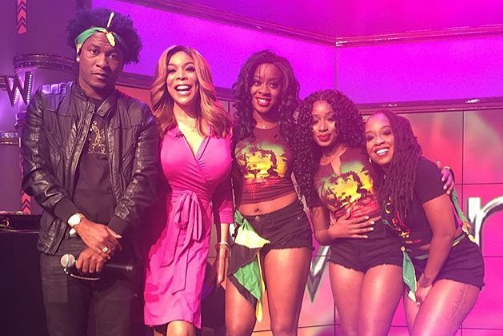 Watch Charly Black Performing 'Party Animal' On The Wendy Williams Show