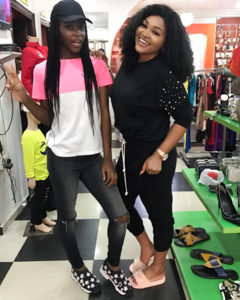 Mercy Aigbe & Daughter Michelle Face Severe Criticism From African Public
