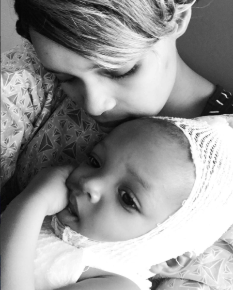 Wizkid's Baby Mother, Binta Diamond Pleads With Fans To Pray For Her Injured Son