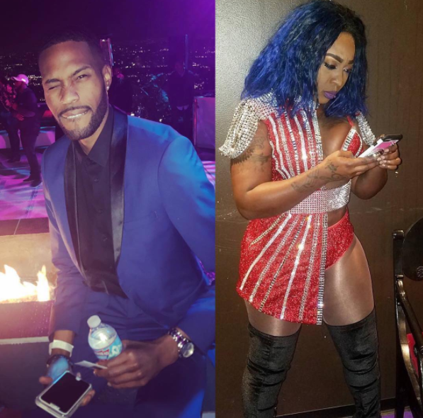 BET TV Personality Receives Death Threats After Trolling Spice In LHHATL