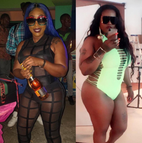 Dancehall Artiste Accuses Spice Of Wearing Fake Gucci Clothing