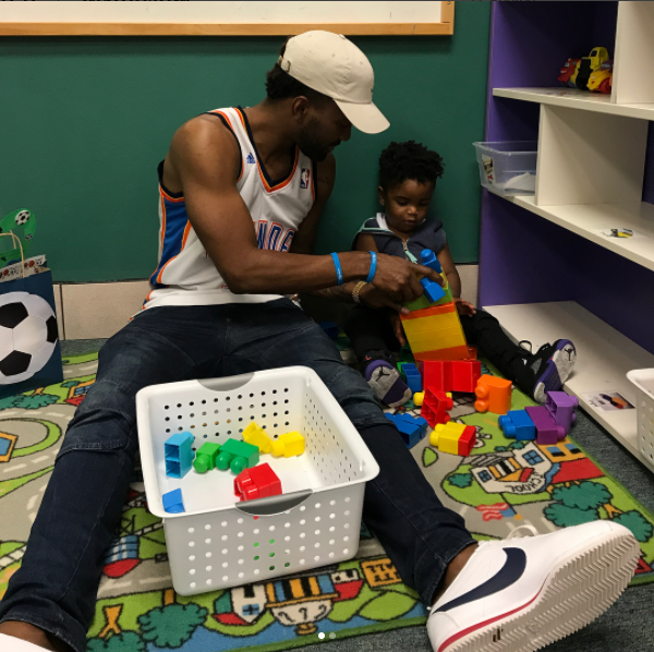Konshens Gets Early Father's Day Gift From Son Liam