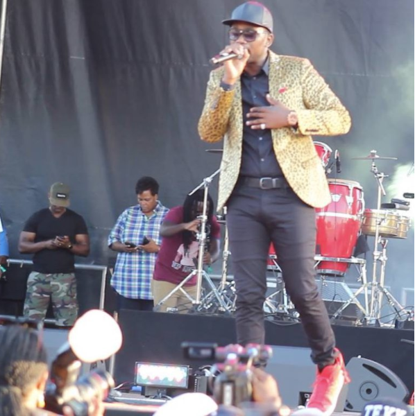 Busy Signal Breaks Silence On Why His First U.S Performance Was Cut Short For R Kelly