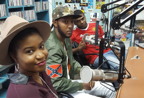 Too Dumb: Vershon Wears Confederate Flag Jacket To Interview