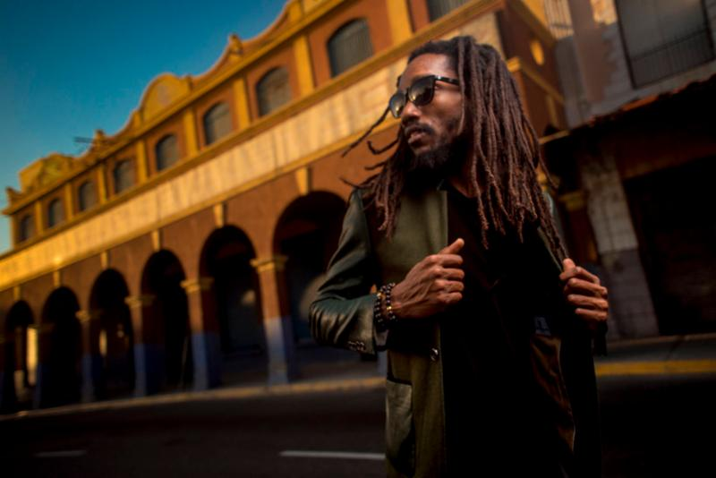 Kabaka Pyramid Release First Single 'Can't Breathe' Off His Debut Album