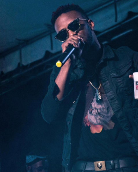 Konshens Says I-Octane Did Not Key His Range Rover In Miami
