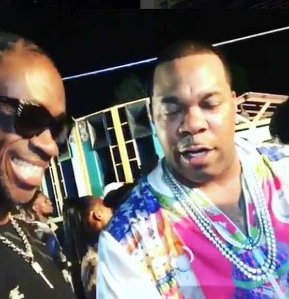 Busta Rhymes Shoots Music Video In Jamaica Featuring Tory Lanez, Foota Hype & Bounty Killer