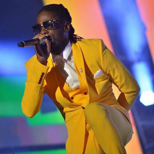 Aidonia Working On First Studio Album