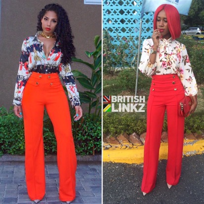 Vanessa Bling Trolled After Failed Attempt At Stealing Kasi Bennett's Outfit