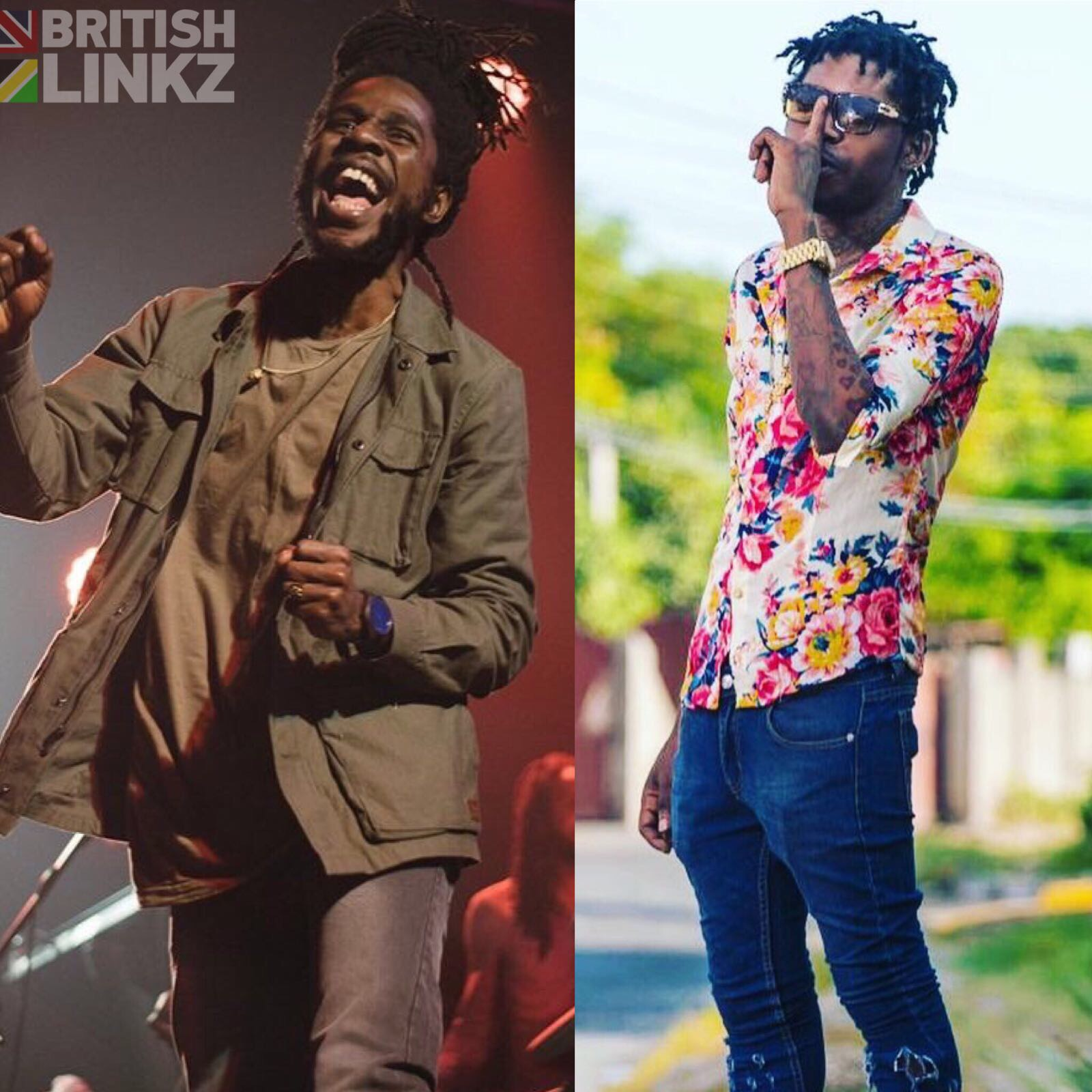 "Chronixx Blast Fan As An ""Idiot,"" After Asking If He Would Collab With Gage"