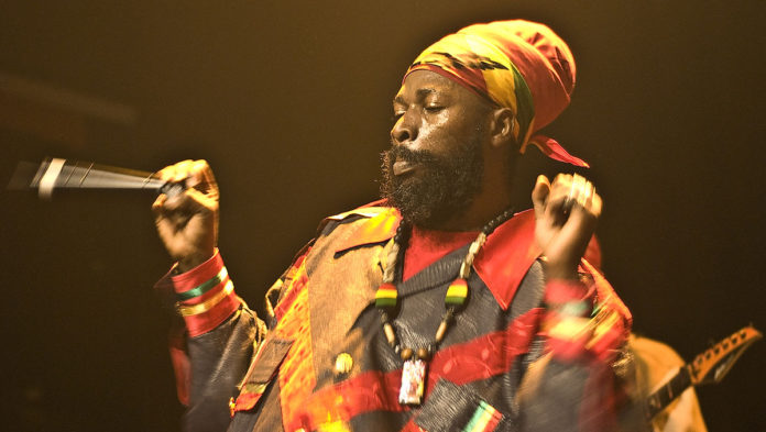 Capleton's Car With Unreleased Music Stolen In St Ann