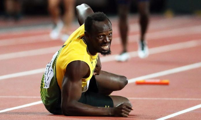Usain Bolt Shares Medical Proof Of Hamstring Tear