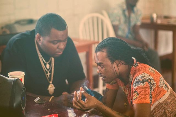 Sean Kingston Signs Tommy Lee Sparta To His New Label Time Is Money Ent