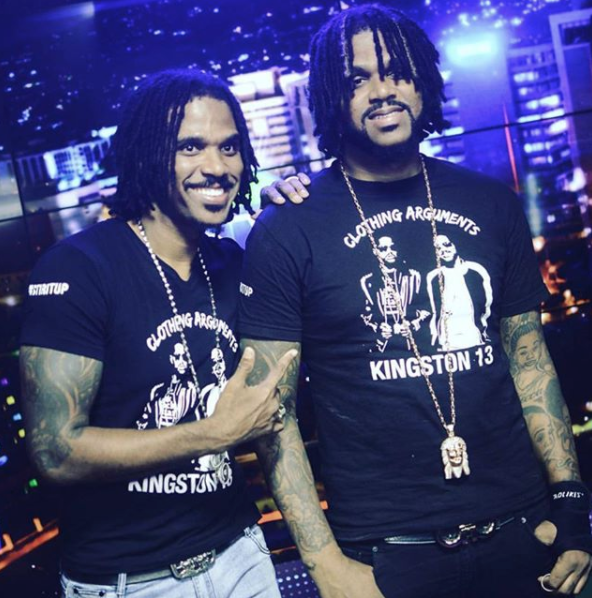 Twin Of Twins Says Vybz Kartel Stole Their Style For 'Mhm Hm'