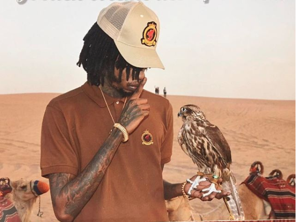 Alkaline's Visa Very Much Intact Despite Fictitious Sources & Foota Hype's Claims