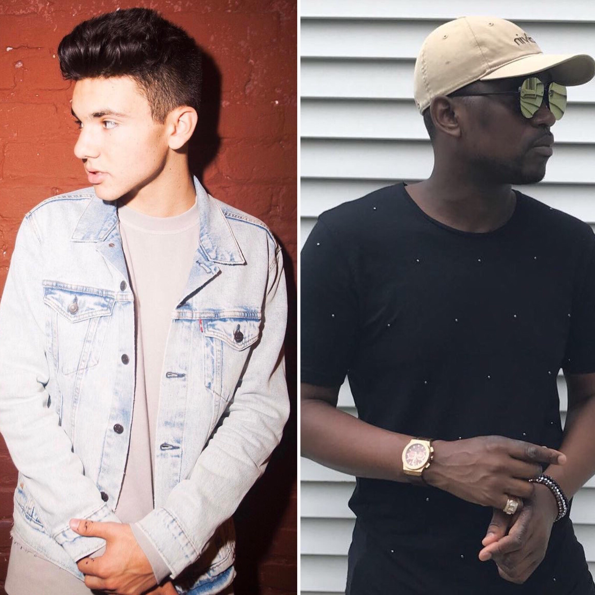 """Busy Signal Collabs With Daniel Skye Of RCA For """"Good as it Gets"""" Remix"""