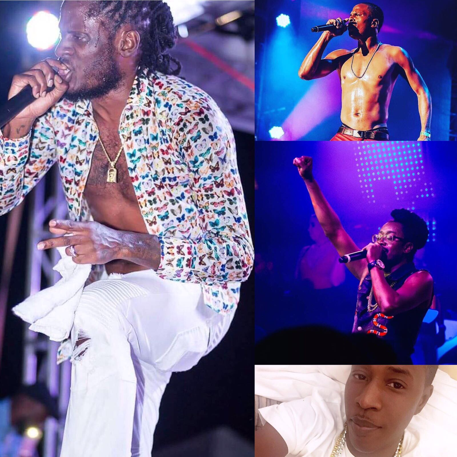 Beenie Man, Dexta Daps, Aidonia & Tony Matterhorn Creates History In Germany