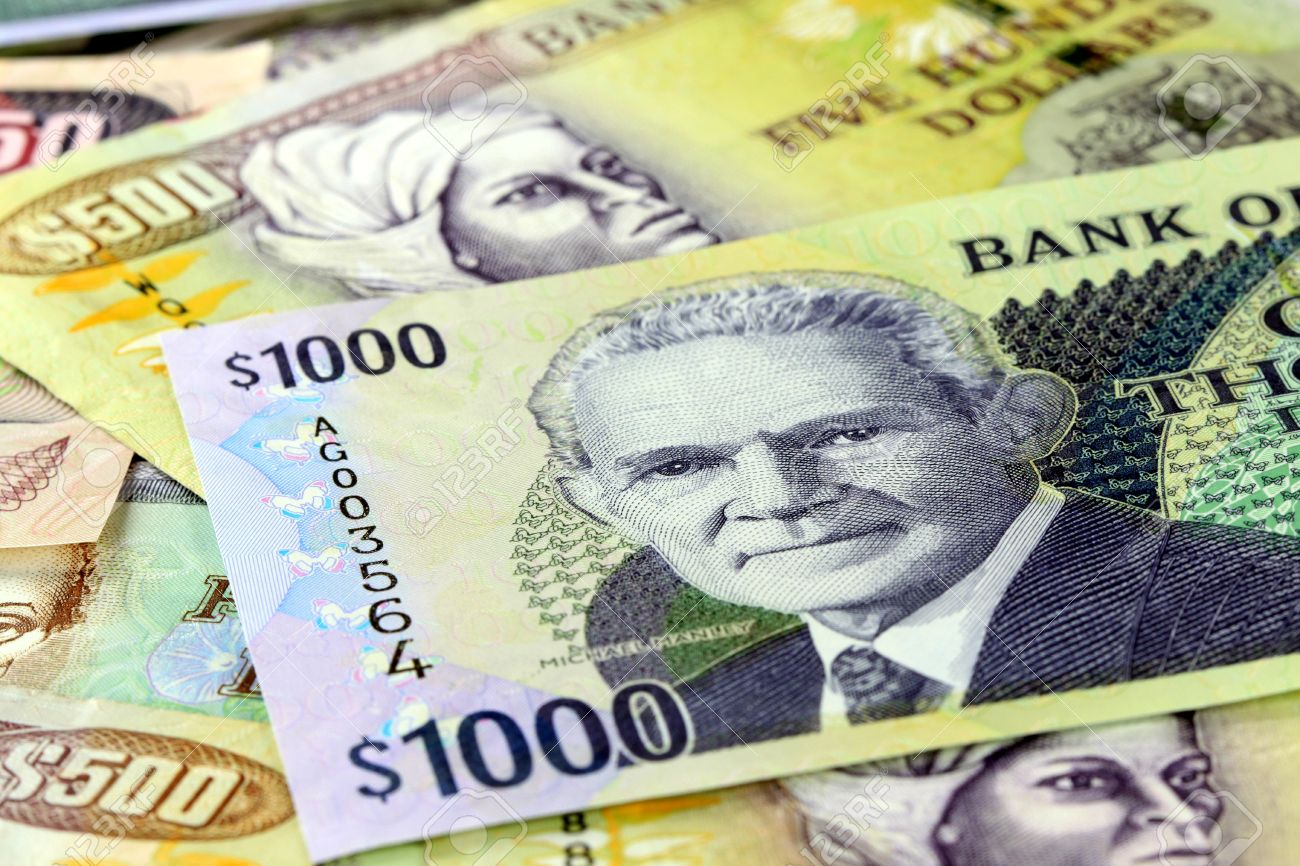 Jamaican Dollar drops record breaking low Against USD