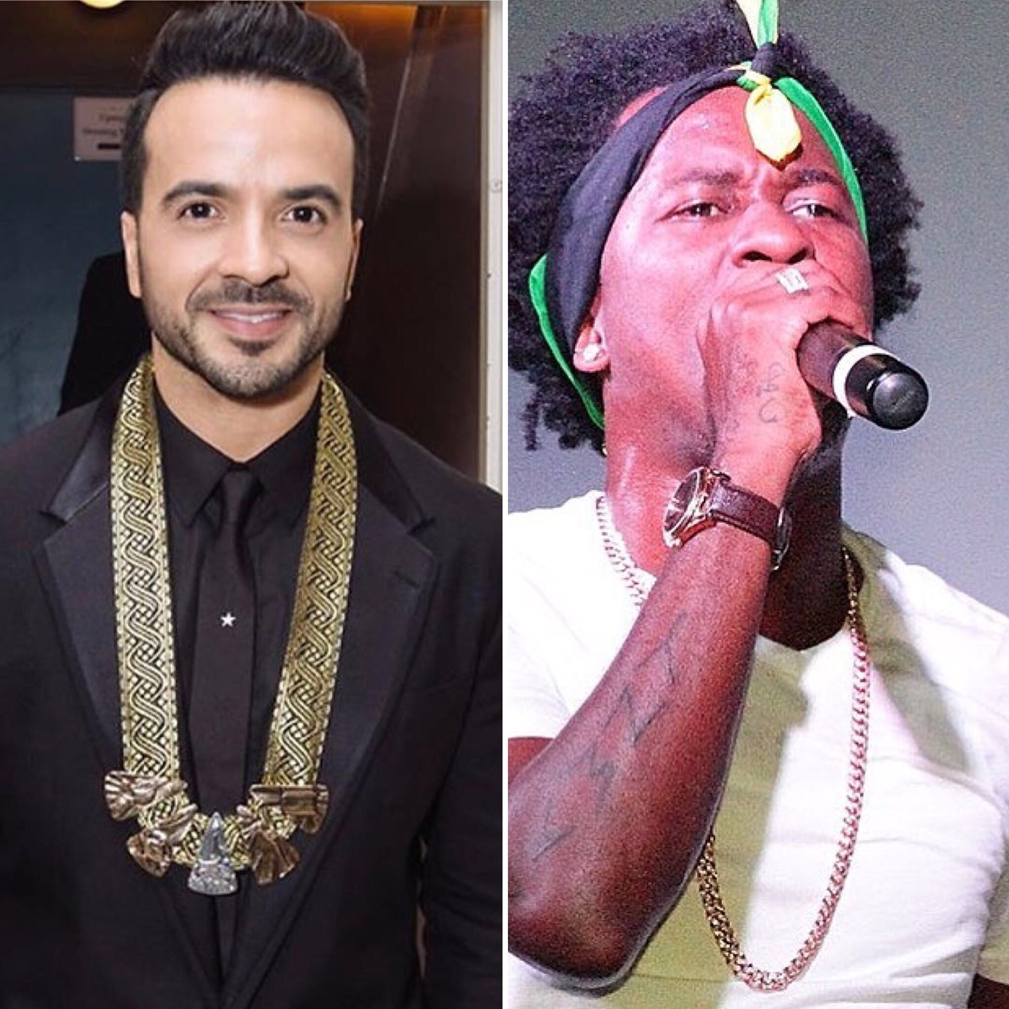 Charly Black Teams Up With 'Despacito' Singer Luis Fonsi For 'Party Animal' Remix