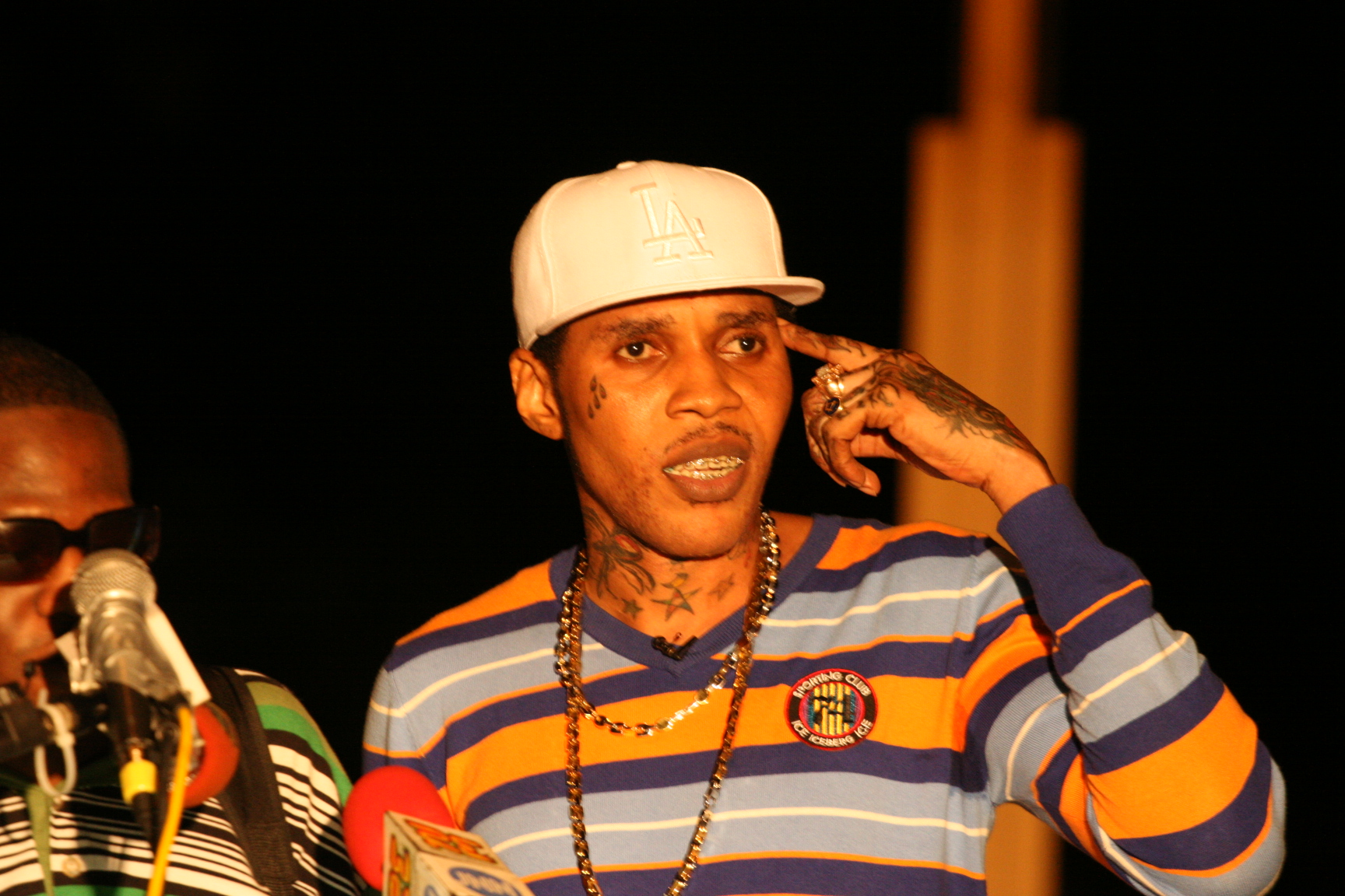 Vybz Kartel To Remain Hospitalized Whilst Awaiting Kidney Infection Results