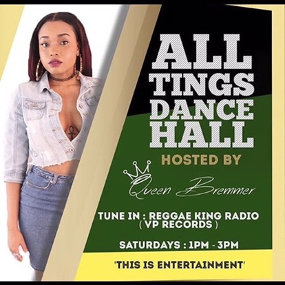 Watch All Tings Dancehall With Queen Bremmer