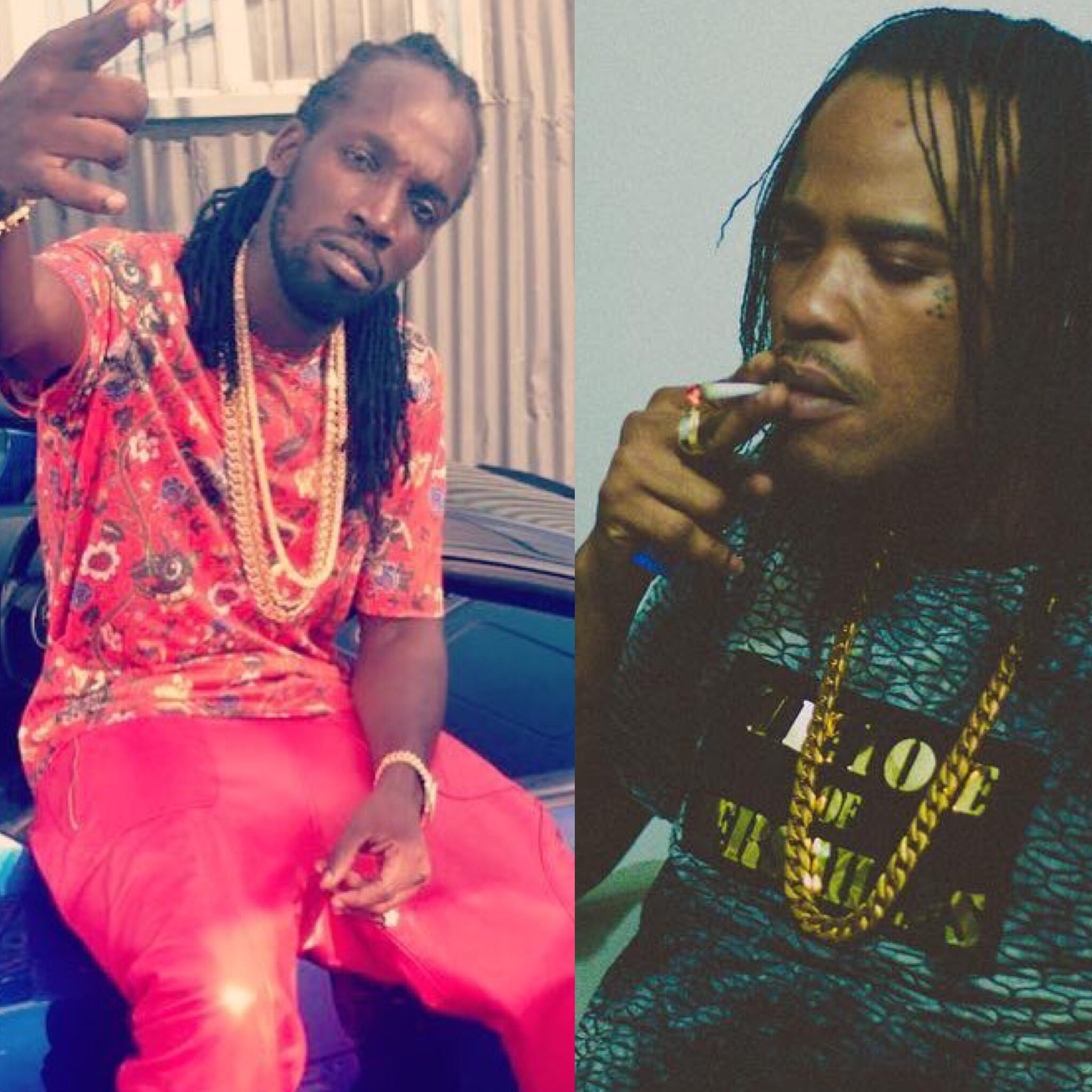 """Tommy Lee Sparta Clowns Timer, Says Mavado """"Bought The Wrong Tyme A Market"""""""