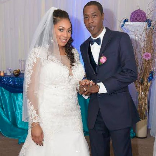 Tony Matterhorn And WIfe Shanice, Celebrate First Wedding Anniversary