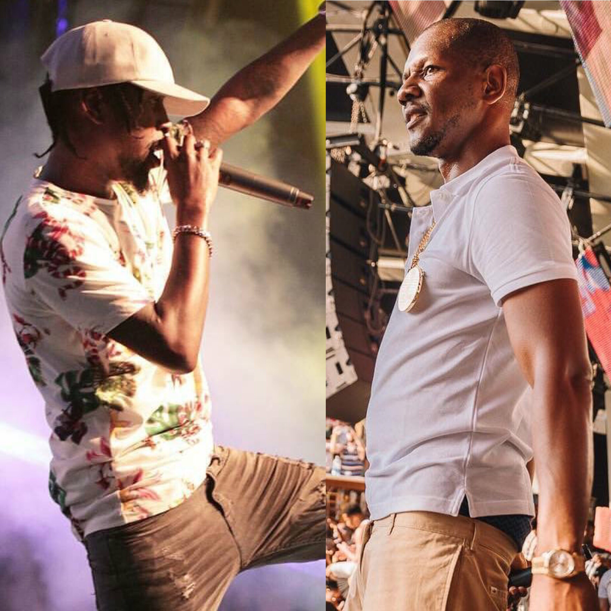 Giggs Joins Forces With Popcaan For 'Wamp 2 Dem' Mixtape