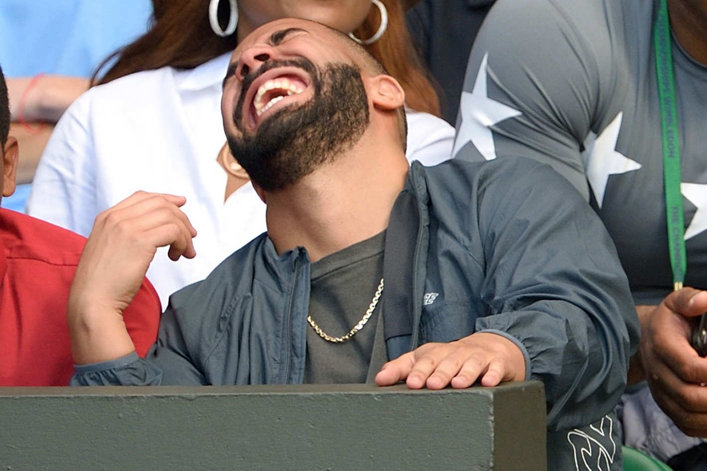 Drake Publicized As The Face Of Dancehall Music