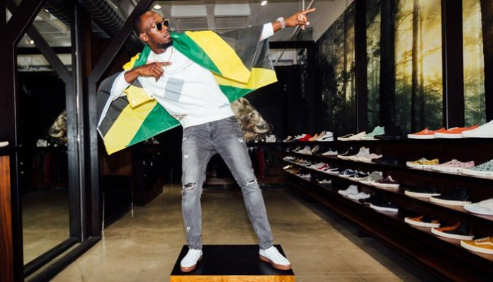Usain Bolt Goes Sneaker Shopping With Complex Magazine