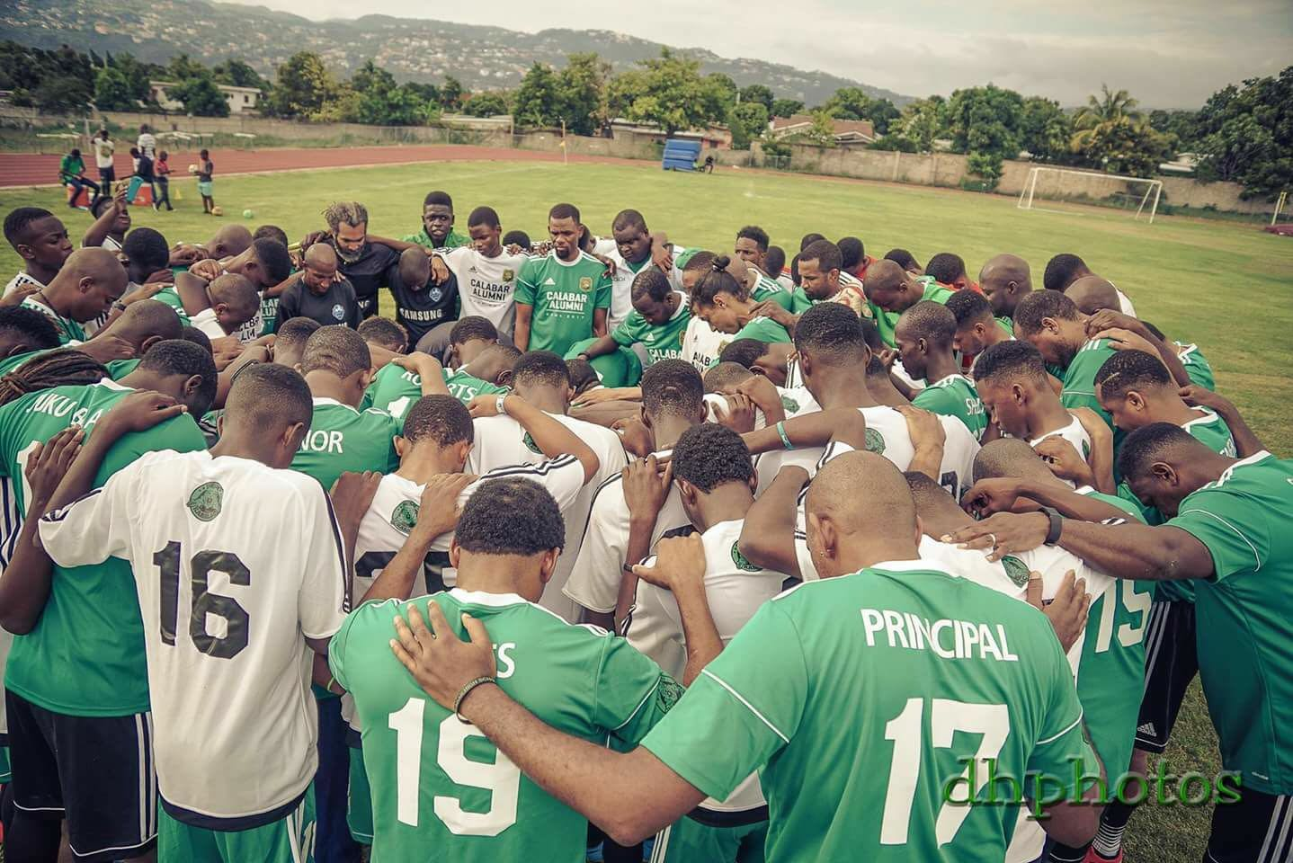Calabar High School Gets Continuous Support From Former