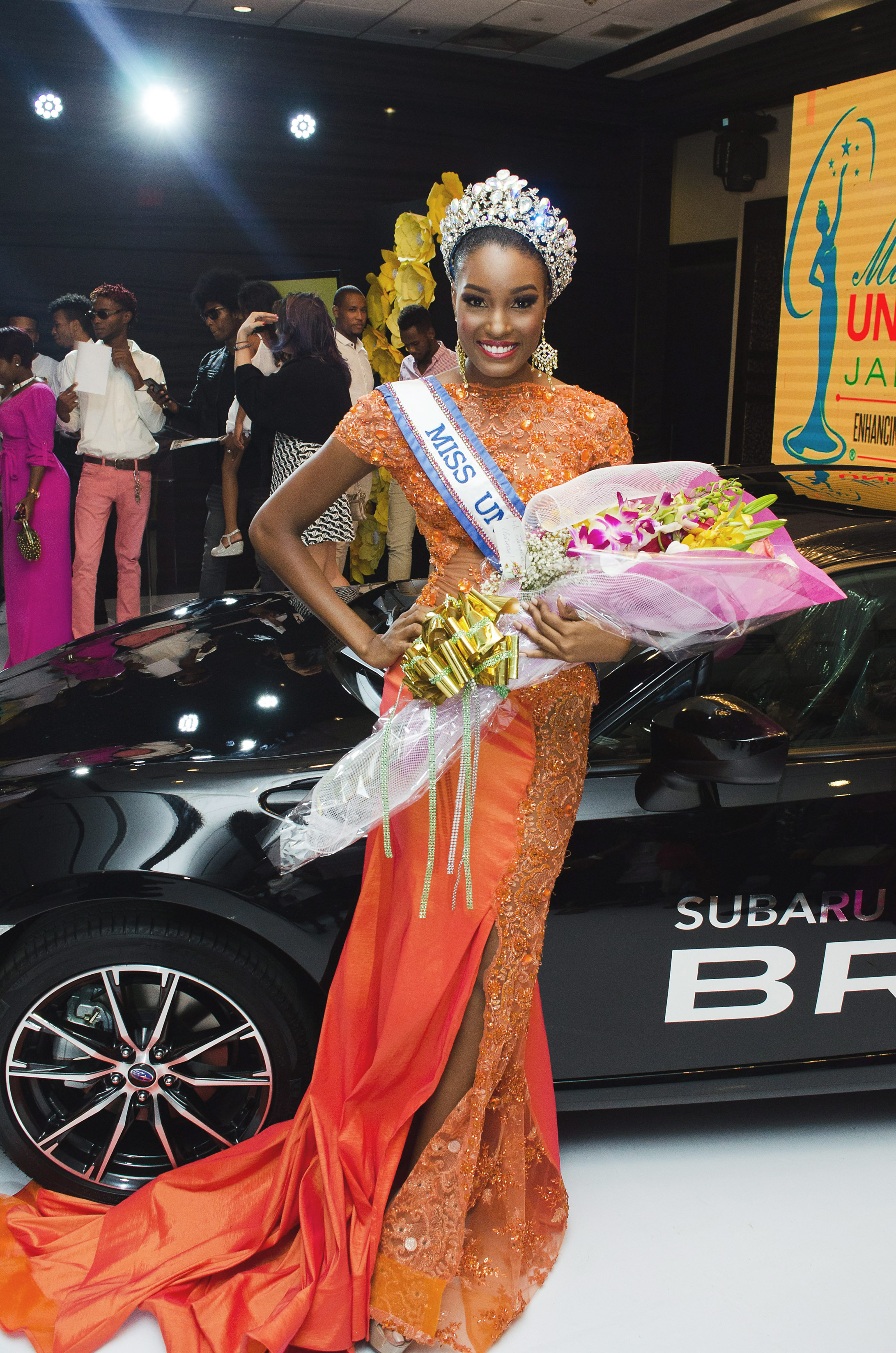 Jamaicans Argue Davina Bennett Was Robbed Of Miss Universe Title