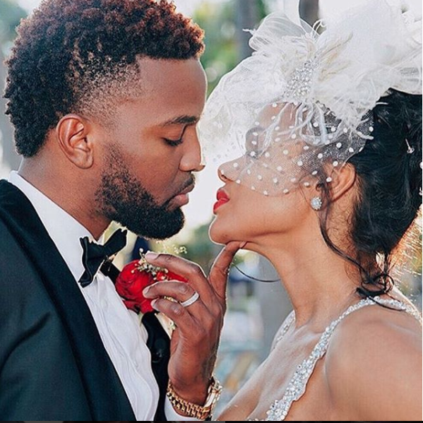 Konshens And Latoya Gets Married In Miami