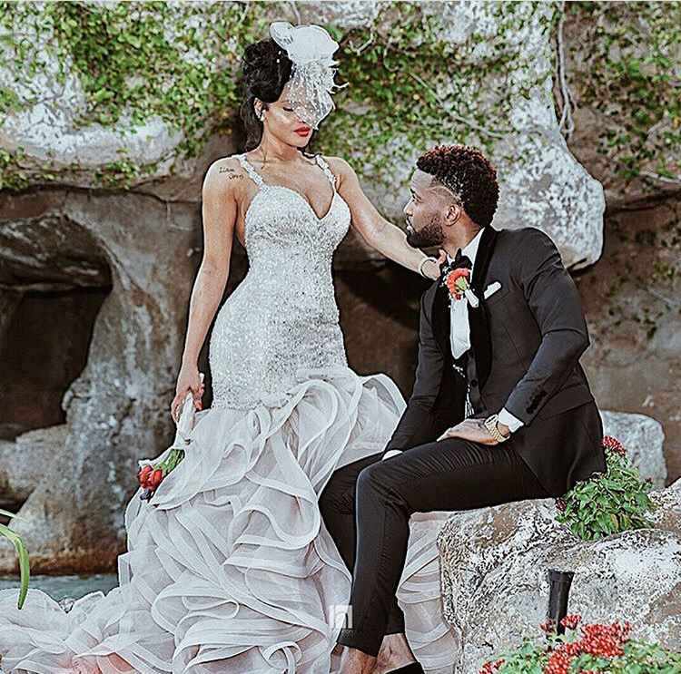 Best Moments Of Konshens & Latoya's Wedding.