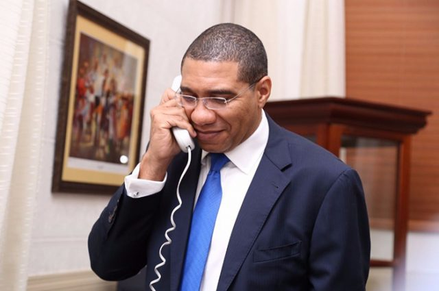 PM Andrew Holness Considers Public Holiday For Davina Bennett
