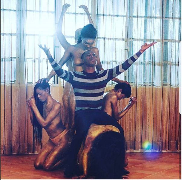 "Dexta Daps Drops ""Weak To You"" Music Video"
