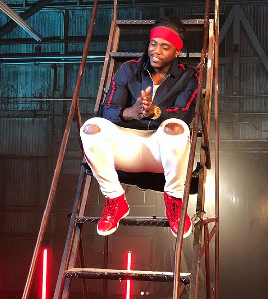 Kiprich Travels To California With Cecile + Debuts Video On BET Jams