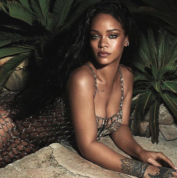 Rihanna Confirms Upcoming Bob-Marley Inspired Reggae Album