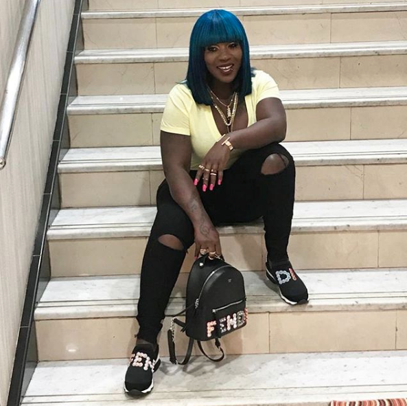 Spice Counteracts Vybz Kartel's New Single
