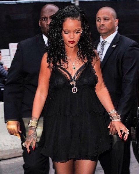 Watch Rihanna Dance To Vybz Kartel At Met Gala 2018 After Party