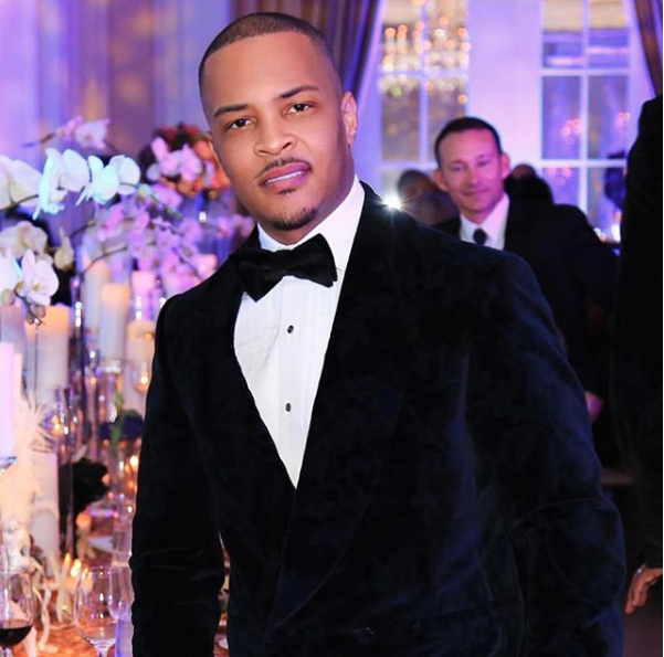 T.I. Claims Wrongful Arrest