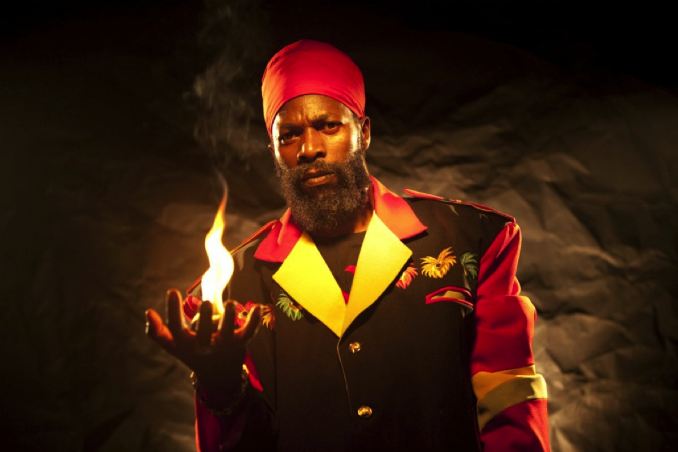 Capleton Set To Perform At Best Of The Best Despite Recent Legal Encounter