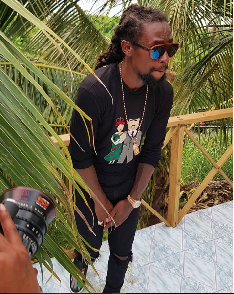 Jah Cure Apologizes For Expletive-Filled Rant