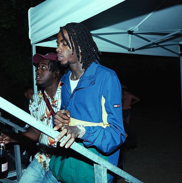 Alkaline Takes 'New Rules' On The Road, First Stop NYC