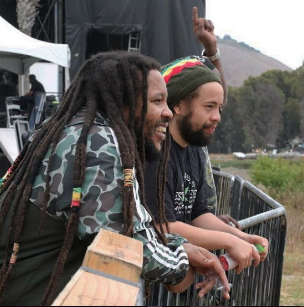 "Stephen ""Ragga"" Marley Kick Off Exclusive Acoustic U.S. Tour"